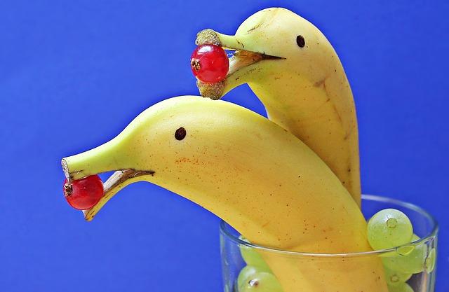 delfin-bananas-1737836_640