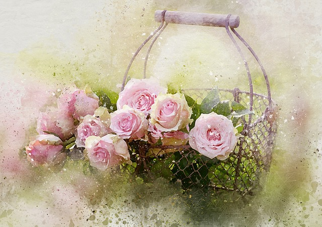 watercolor-roses-and-basket-2144246_640